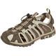 Hi-Tec Cove Sandals Women Taupe/Dune/Blossom